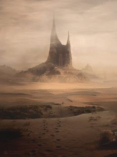 Concept Art by Tierno Beauregard