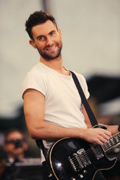 According to people magazine Adam Levine is the sexiest man alive! And I agree!