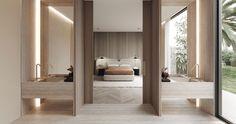 Sofa Design, Furniture Design, Sophisticated Bedroom, Interior Architecture, Interior Design, Fireplace Design, Beautiful Bathrooms, Luxury Living, House Design