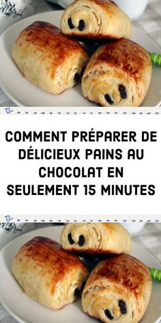 The best way to put together scrumptious chocolate buns in simply 15 minutes - Brunch Thermomix Recipes Healthy, Quick Recipes, Gourmet Recipes, Cake Recipes, Delicious Chocolate, Chocolate Recipes, Brunch, Cooking Bread, Food And Drink