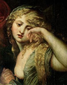 Peter Paul Rubens Woman | Mary Magdalene - The Goddess