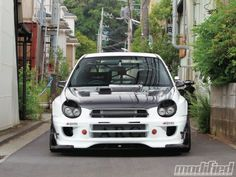 2002 Subaru Impreza WRX - Modified Magazine