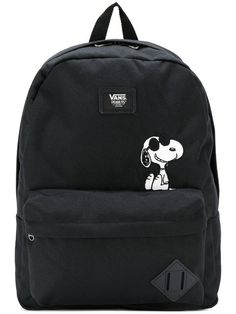 51bb293add1 VANS Snoopy patch backpack.  vans  bags  polyester  backpacks