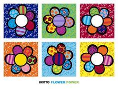Les enfants ont découvert un nouvel artiste : Romero Britto. Nos fleurs du Printemps. En observant plusieurs œuvres de ce peintre br...