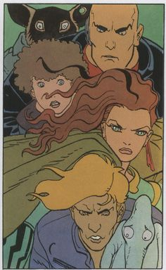 Heroes of The Incal