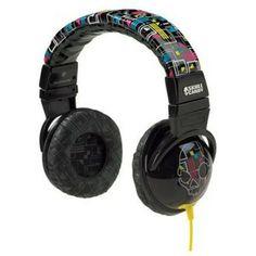 skull print  headphones | Skullcandy Hesh Geometric Print Headphones, Black Patent, at Journeys ...