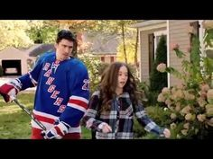 "Really Funny New York Rangers Commercial ""Body Check"""