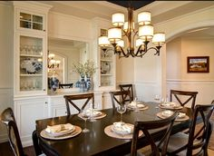 Farinelli Construction Inc   Eclectic   Dining Room   Other Metro    Farinelli Construction Incl Like The Chandelier