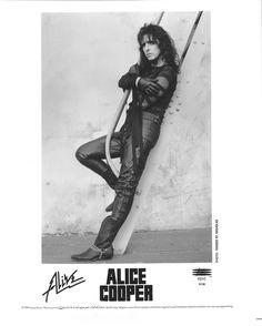 Alice Cooper, Singers, Bands, Band, Band Memes, Singer