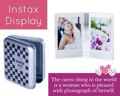 Instax display