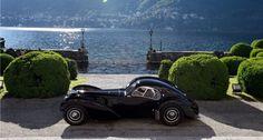 Bugatti 57SC Atlantic Coupé