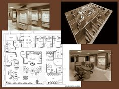 Design Services Space Planning Complete Construction Plans