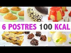 PostresSaludables - YouTube