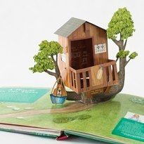 Pop-up book by Shawn Sheehy