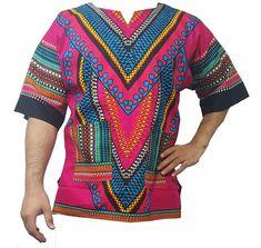 African Shirts Mens Dashiki Hippie Boho Blouse Women Caftan Top Plus Size Poncho African Dashiki Shirt, Dashiki For Men, African Shirts, Poncho Outfit, Hippie Boho, Blouses For Women, Casual Shirts, Men Sweater, Plus Size