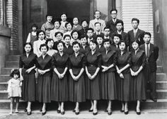 Miss Shiseido, 1953