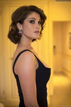 Gemma Arterton is today's Top Bond Girls image of the day. She played Agent Fields in Quantum of Solace opposite Daniel Craig as James Bond. Why not check out Agent Fields'… Gemma Arterton, Gemma Christina Arterton, Cannes, Aquarius, Bond Girls, Girls Image, Celebs, Bikini, Tumblr