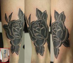 Bruno Jardim @ Gypsy Stables Tattoo Emporium  cover up