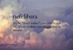 Interesting English Words, Unusual Words, Weird Words, Rare Words, Cool Words, Cloud Quotes, Quotes About Clouds, Quotes About The Sky, Sky Quotes Clouds