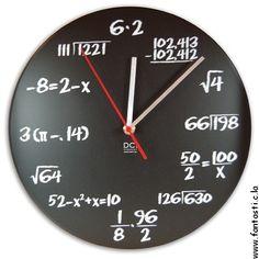 clock - mathematics - math - animals - interior - funny - design - humor - humour - monkey - joli - horloge