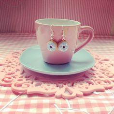Donuts earrings  www.facebook.com/MerengueSweet