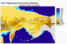 Beringia, 18 kybp