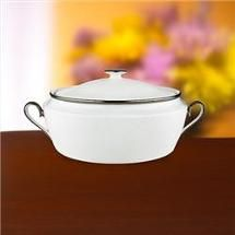 Lenox 6251755 Solitaire Dw Cov Vegetable Bowl As Shown Serving Bowls With Lids Dish