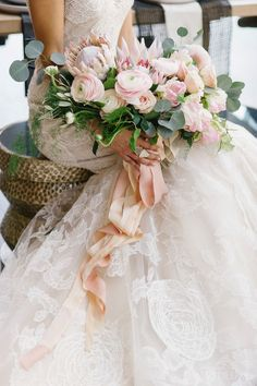 Blush and Bloom | Tara McMullen Photography