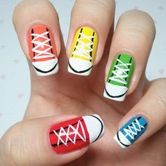 Resultado de imagen para nail art paso a paso