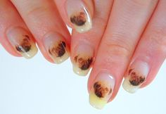 PUG NAILS <3 CAN'T BELIVE THEY HAVE THESE!!!
