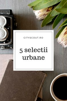 Discover top event selection | music, art, movies and party @www.cityscout.ro #scouter #descoperacityscout