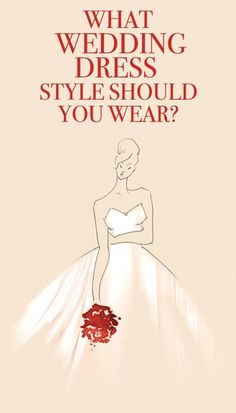 QUIZ: What Dress Style Should You Wear On Your Wedding Day? - From Livingly :: @livinglycom :: | Glamour Shots Photography
