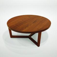 Brenton occasional table designed by Jeff Vioski for Vioski.