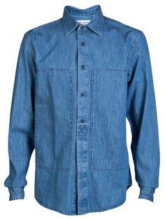 Railroad shirt av Adam Kimmel | Skjortor | Apprl - Social Shopping