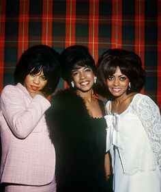 made in the sixties — absolute-most:   The Supremes photographed by Bob...