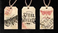 Wasted Steel on Wheels by Tobias Saul
