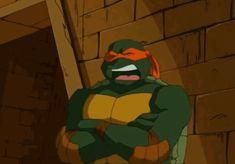Someone save him Ninja Turtles Shredder, Ninja Turtles Art, Teenage Mutant Ninja Turtles, 2000s Cartoons, Tmnt Mikey, Turtles Forever, Tmnt Comics, Cartoon Turtle, Childhood Tv Shows