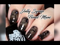 Sheer Black Jelly Sy