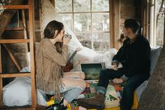 Urban Outfitters - Blog - About: Ella Erlich and Alex Kofman