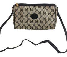 Gucci Vintage Crossbody Gorgeous Bag!
