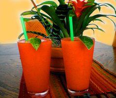 margaritas in mexico | Strawberry Margaritas