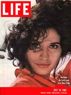 Life Magazine Cover Copyright 1960 Ina Balin - Mad Men Art: The 1891-1970 Vintage Advertisement Art Collection