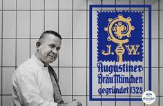 Zu jedem gutem Essen, gehoert auch ein gutes Bier!    Goerreshof - Dein bayerisches Restaurant in Muenchen   www.goerreshof.de #Goerreshof #bayerisches #Wirtshaus #Restaurant #Biergarten #Muenchen #Maxvorstadt #Schwabing #Augustiner #bayrisch #guad #Traditionshaus #bavarian #placetobe