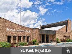 St. Paul Lutheran Church in Royal Oak, Michigan