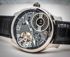 Greubel Forsey Tourbillon Perpetual Calendar QP à Équation Hands-On