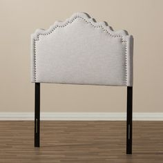 You'll love the Baxton Studio Pippa Modern and Contemporary Upholstered Headboard at Wayfair - Great Deals on all Furniture  products with Free Shipping on most stuff, even the big stuff.