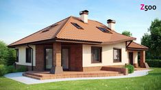 Z56 Проект загородного дома с крышей конверт S3-217-1 Pool Houses, Small Spaces, Gazebo, House Plans, Outdoor Structures, Home Decor, Pools, Templates, Home Plans