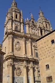 La Clerecia (Iglesia del Espiritu Santo)