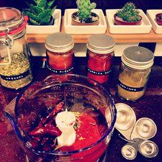 http://instagram.com/p/jIttwBDIbA/  #mexicanfood #chilipowder #homemade #podechili #seasoning #comidamexicana #chili #chilli #chilliconcarne #food