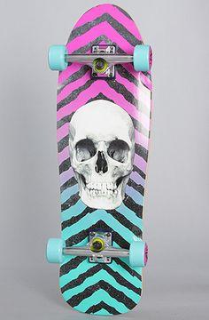 Busted my ass skateboard